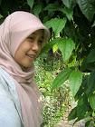 Smile in the garden