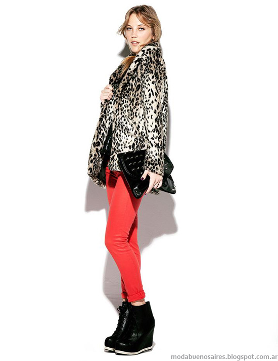 Muaa otoño invierno 2013 moda