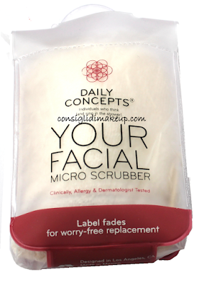 Review: Your Facial Micro Scrubber - Daily Concepts