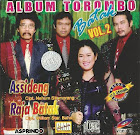 Daftar Isi Album Tarombo Batak (Assideng - Vol.2)