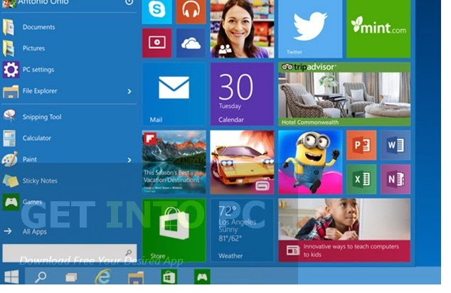 Windows 10 ISO Free Download with Crack & Serial Key ...