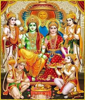 Shri Ram and a Dog Hindi Story from Ramayan