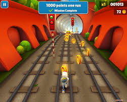 لعبة صب واي subway surf