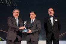 ไทยออยล์รับรางวัล APEA Awards