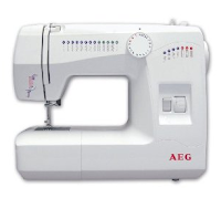 Aeg sewing machine review