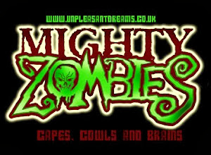 MIGHTY ZOMBIES SOLD OUT