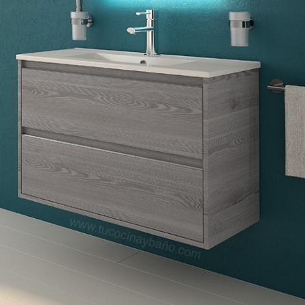 Muebles de ba o tu cocina y ba o for Mueble lavabo fondo reducido