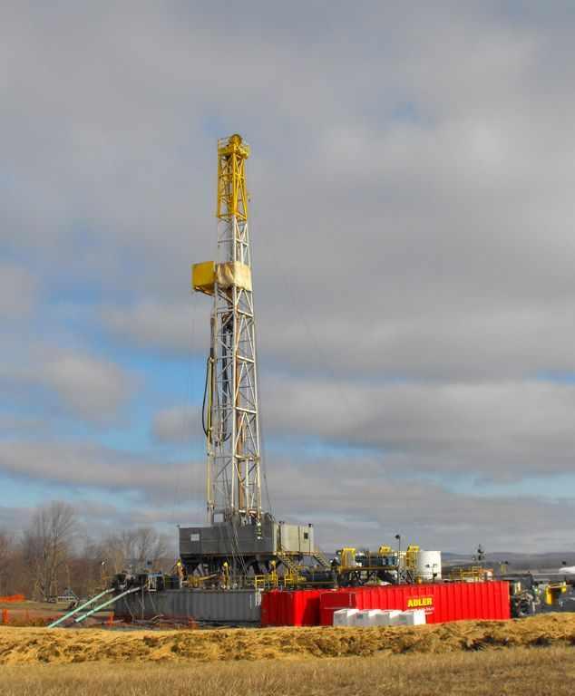 A maior arma pacífica está no fracking, ou fraturamento hidráulico