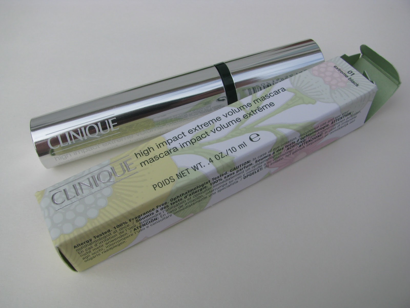 London Beauty Review: Review - Clinique High Impact Extreme Volume ...