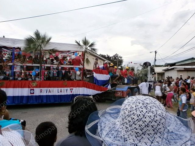 Belize - Cayo Parade 2012
