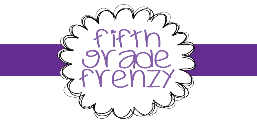 Fifth Grade Frenzy!