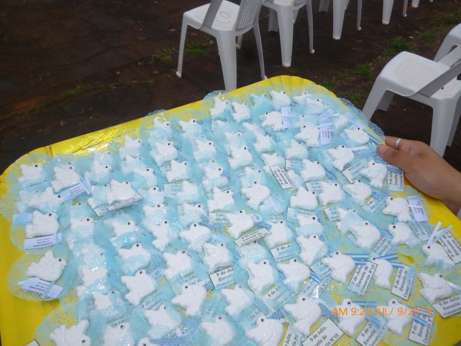 Escuela de comercio n 10 santa ana misiones argentina for Decoracion 25 de mayo nivel inicial