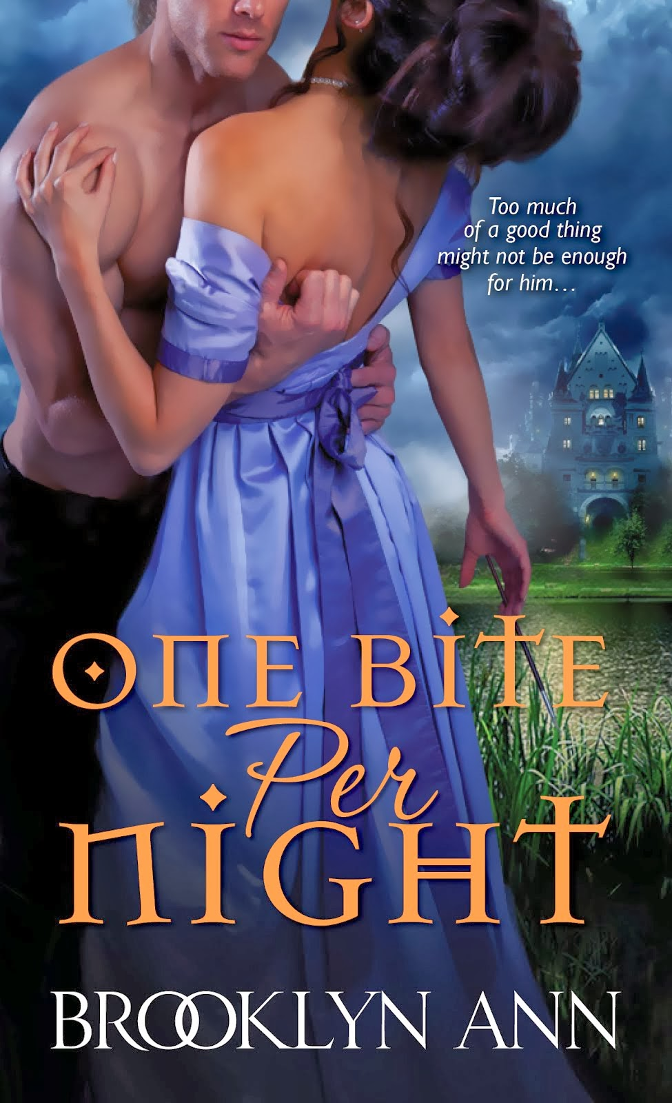 ONE BITE PER NIGHT is out now!
