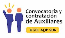 convocatoria auxiliares