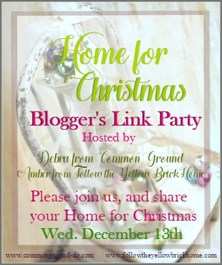 Christmas Blogger's Link Party 2017