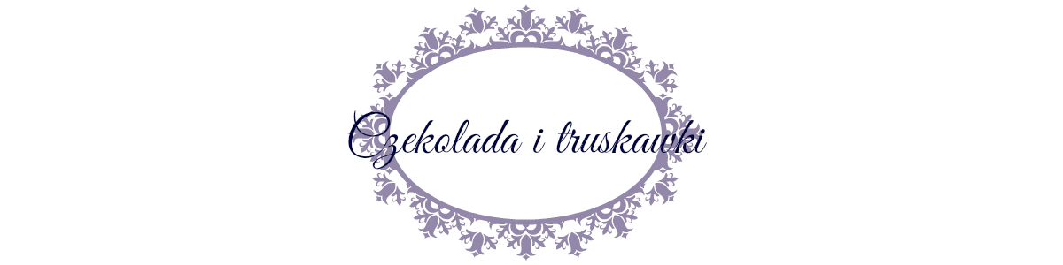 Czekolada i truskawki
