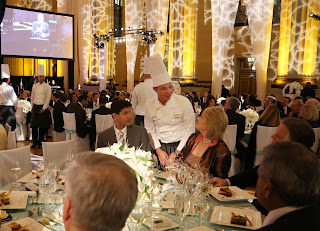 Etihad's gala dinner at Washington's Andrew W. Mellon Auditorium