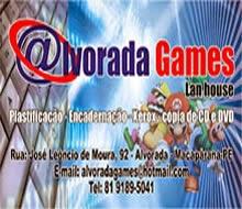 ALVORADA GAMES