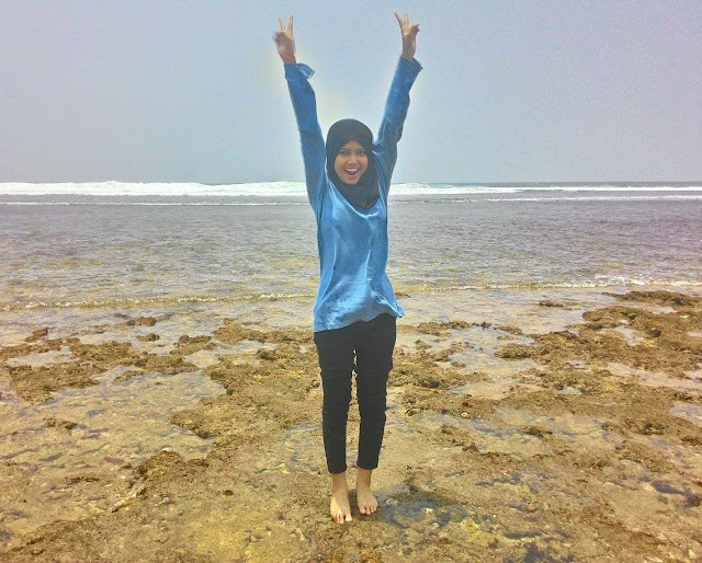 Pantai Indrayanti Jogjakarta