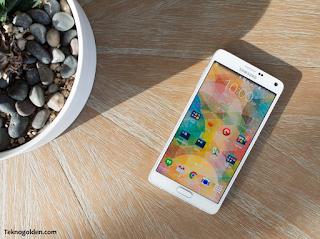 Spesifikasi dan Harga Samsung Galaxy Note 4 Terbaru Agustus 2015