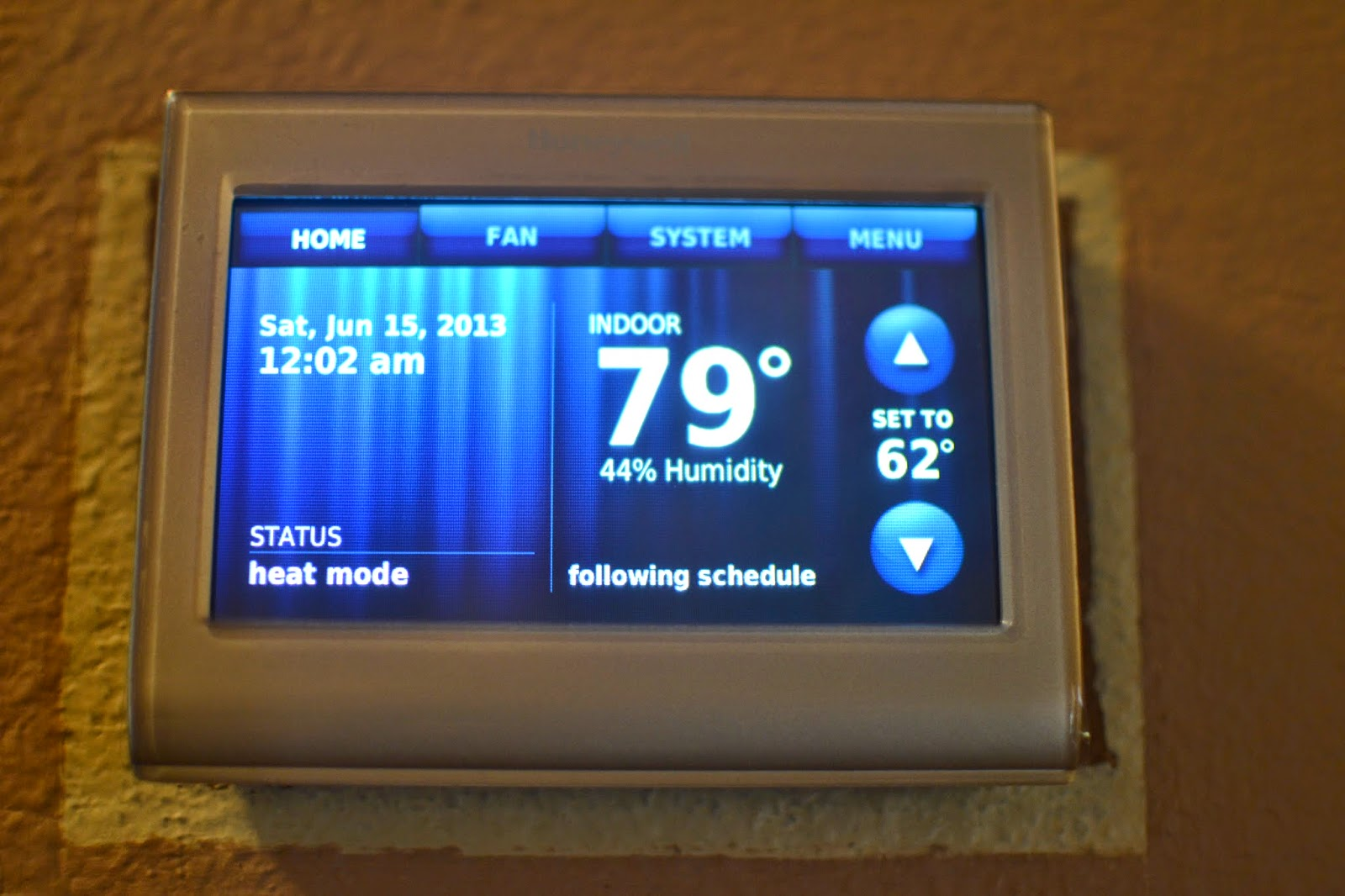 Thermostat #giveaway