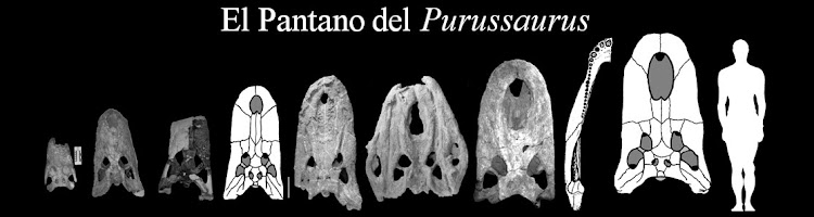 El pantano del Purussaurus (The Purussaurus Swamp)