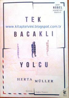 TEK BACAKLI YOLCU