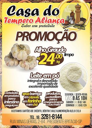 CASA DO TEMPERO