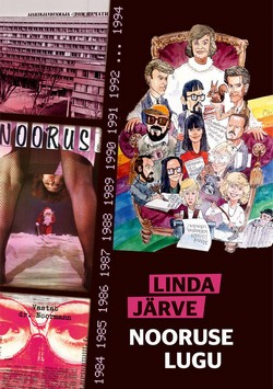 """Minu raamat """"Nooruse lugu"""""""