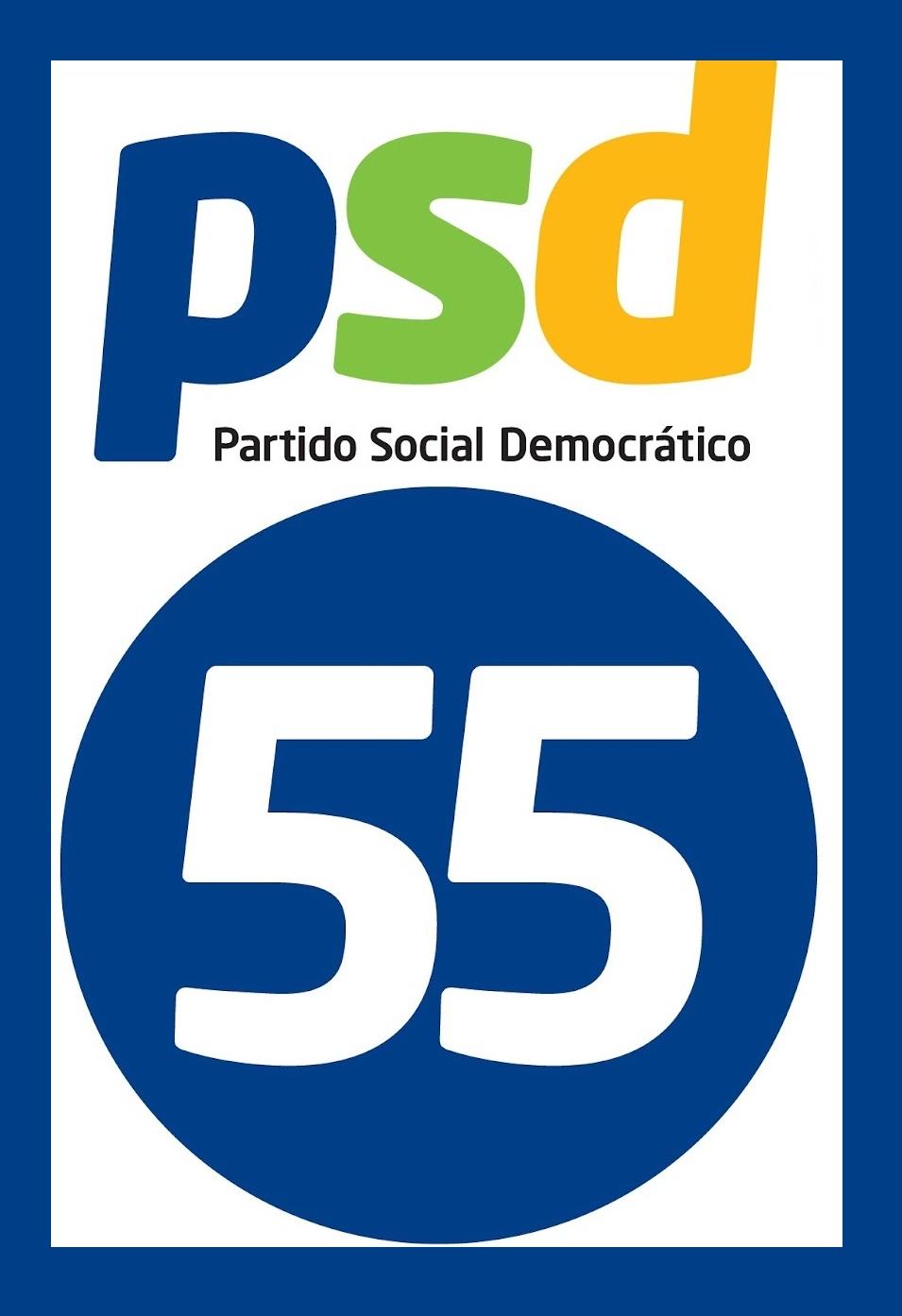 PSD PARTIDO SOCIAL DEMOCRÁTICO