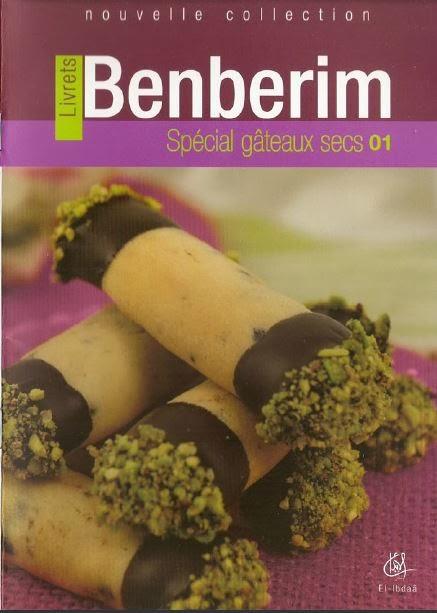 Livrets Benberim - Spécial Gâteaux Secs 1 Benberim-gateaux+secs+1
