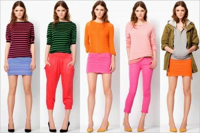 Tips Menyesuaikan Warna Pakaian Wanita
