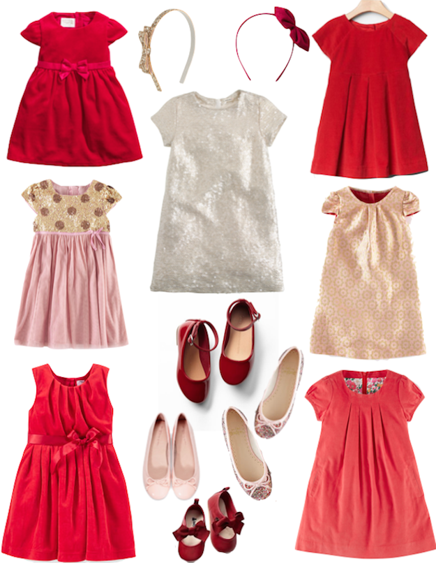 A Lovely Lark: The Cutest Holiday Dresses for Little Girls