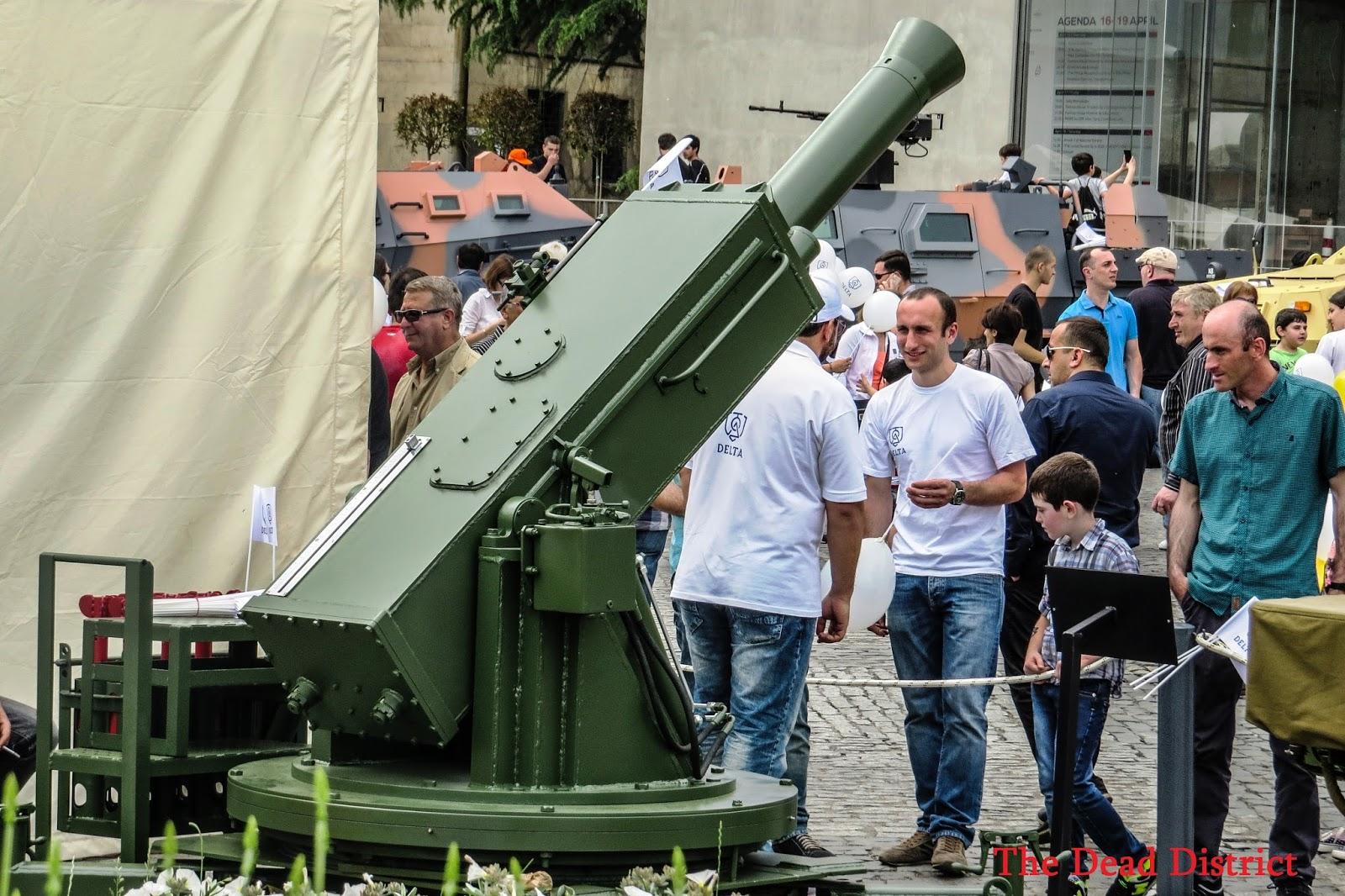 Georgia Μilitary: News and Modernisation IMG_3363