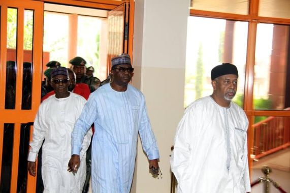 Dasuki, others arraigned in court this morning for misappropriating N32bn