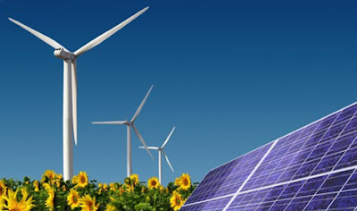 Visión global energías renovables