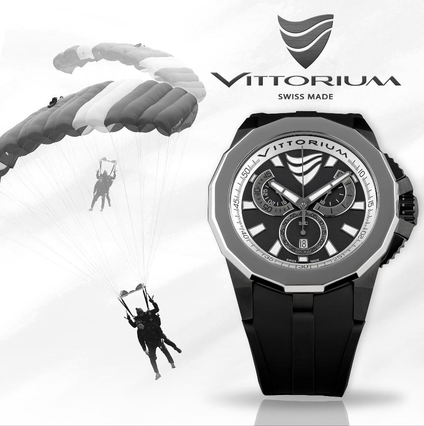 VITTORIUM SwissMade Watches