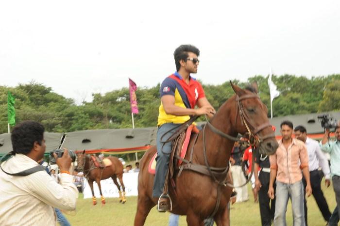 Actress Photos Stills Gallery Ram Charan Teja Horse