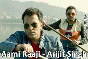 AAMI RAAJI - Arijit Singh - Katmundu - Anupam Roy