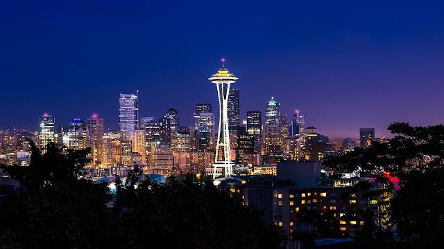 Seattle HD Wallpaper