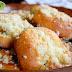 Mini-bułeczki drożdżowe z jabłkami i cynamonem