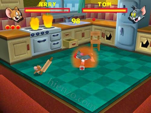 Jerry vs Tom
