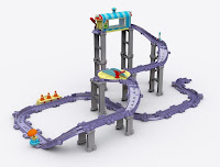 Chuggington Playset Giveaway