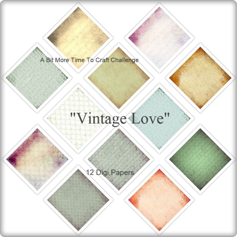 "IF YOU WOULD LIKE THIS ""Vintage Love"" SET CLICK ON IMAGE"