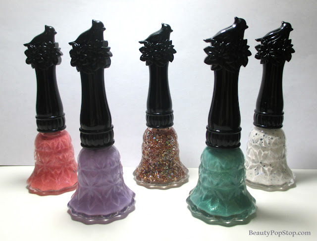 anna sui nail polish spring 2015 swatches and review