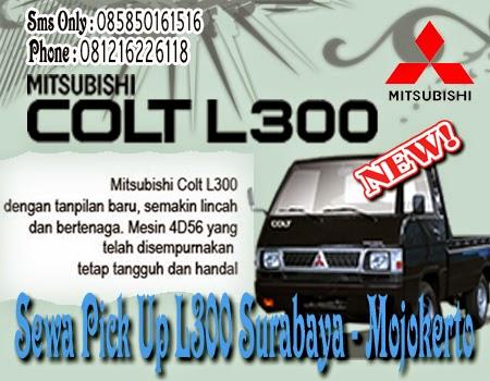 Sewa Pick Up L300 Surabaya - Mojokerto