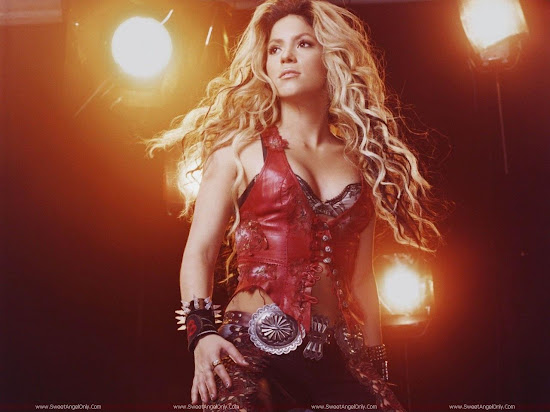 Shakira Hot HD Wallpaper