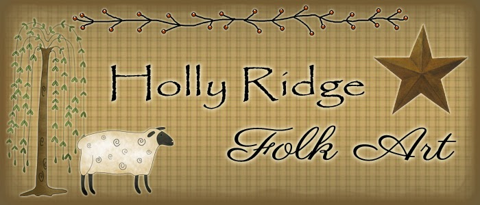 Holly Ridge Folk Art