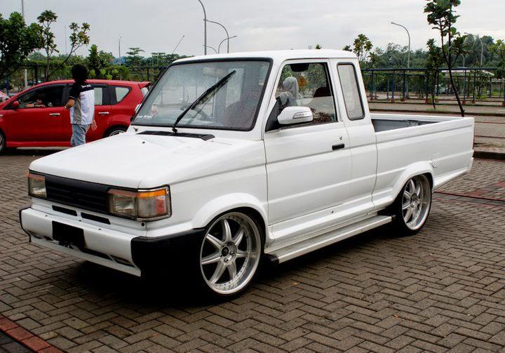 Modifikasi Mobil Kijang Pick Up 1990