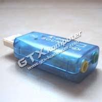 USB 3D Sound K-one - Image by www.gtx-komputer.com